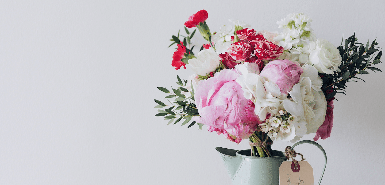 How about mom bloemen kraamcadeau
